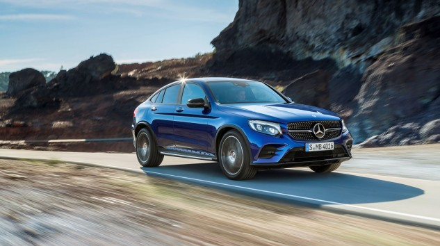 Mercedes-Benz GLC Coupé Türkiye'de