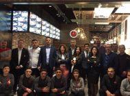 Tavuk Dünyası Yeni Restoranını Emaar Square'de Açtı