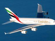 Emirates, Pekin ve Şangay'a A380 İle Hizmet Verecek