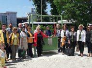 118-E İstanbul Tarihi Topkapı Lions Kulübü Engelli Çocukların Yanında