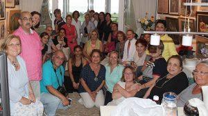 Rekreasyon Derneği Onursal Başkanı Güngör Arıbal'ın Yalova'daki Evinde Ziyaret