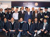 BAU-NETAŞ Techno Academy İlk Mezunlarını Verdi