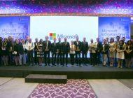 """""""Microsoft İş Ortakları Zirvesi""""nde Başarılı Şirketler Ödüllendirildi"""