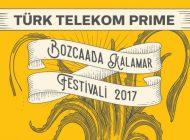 Bozcaada Kalamar Festivali Başlıyor
