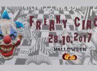 """360 İstanbul'da Sıradışı Bir Cadılar Bayramı Partisi: """"Freaky Circus"""""""