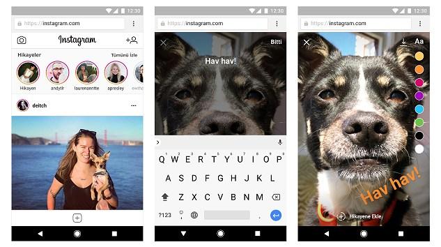 Instagram'a İki Yeni Özellik Geldi