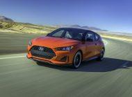 Hyundai, Yeni Veloster Modellerini Tanıttı