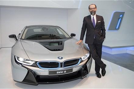 Elektrikli BMW i3 ve BMW i8 Görücüye Çıktı