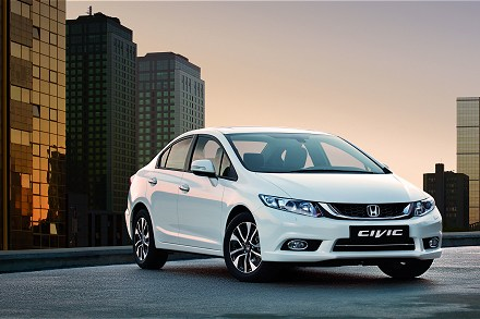 Honda Civic Sedan Yenilendi!