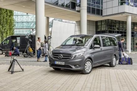 Yeni Mercedes-Benz Vito Berlin'de Görücüye Çıktı