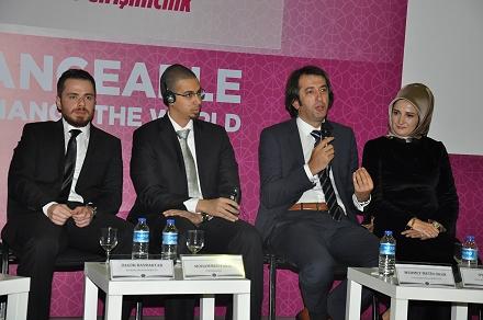 """Genç MÜSİAD Oturumunda """"Dijital Girişimcilik"""" Tartışıldı"""