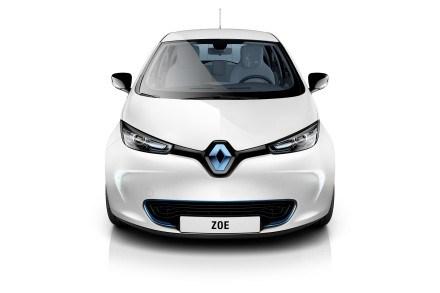 Elektrikli Otomobil Renault Zoe Türkiye'de Satışa Çıkıyor