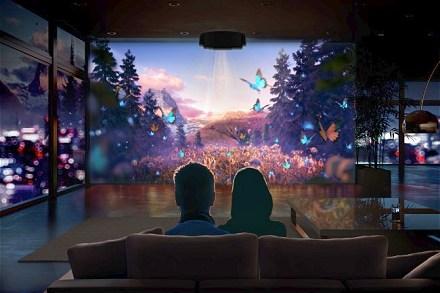 Sony'den Yeni Ev Sineması Projektörler