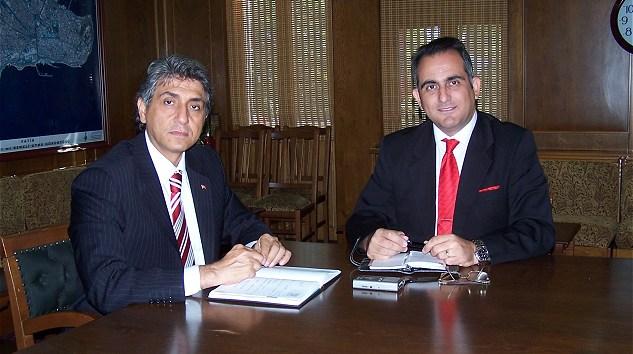 Fatih Belediye Başkanı Mustafa Demir Röportajı