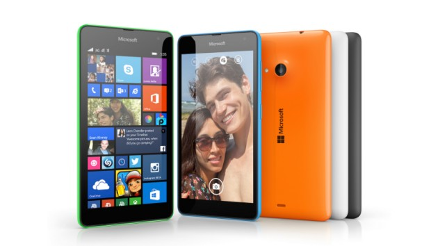 Microsoft Lumia 535 Türkiye'de!