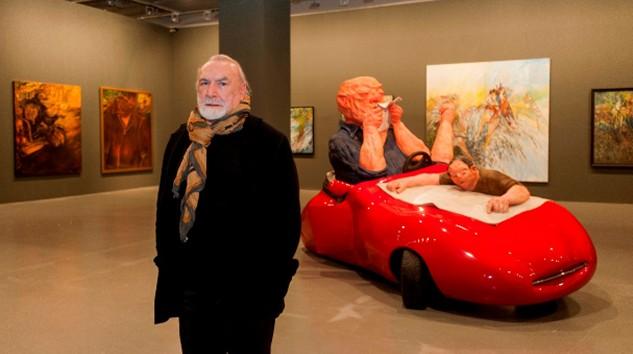 """İstanbul Modern """"Ressam ve Resim: Mehmet Güleryüz""""e Evsahipliği Yapıyor"""