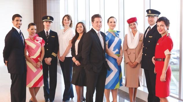 Emirates'den 2015 Yılında 11.000 Kişiye İstihdam