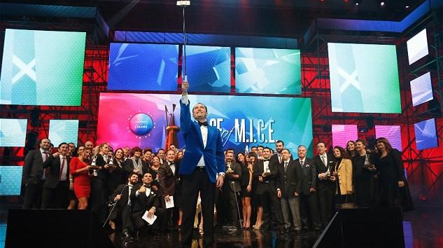ACE of M.I.C.E. Ödülleri'nde Görkemli Tören
