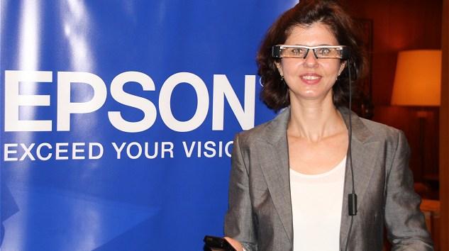 Epson Akıllı Gözlüğü MOVERIO BT-200'ü Tanıttı
