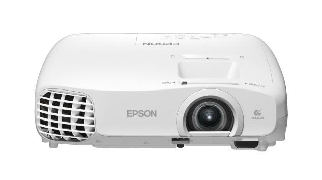 Epson'dan Yeni 3D Ev Eğlence Projektörü: EH-TW5100