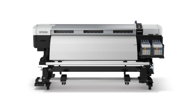 İlk Çift Kafa Tekstil Yazıcısı: Epson SC-F9200