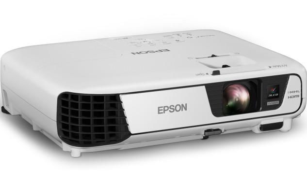 Epson'dan Yeni Projektör: EB-W31