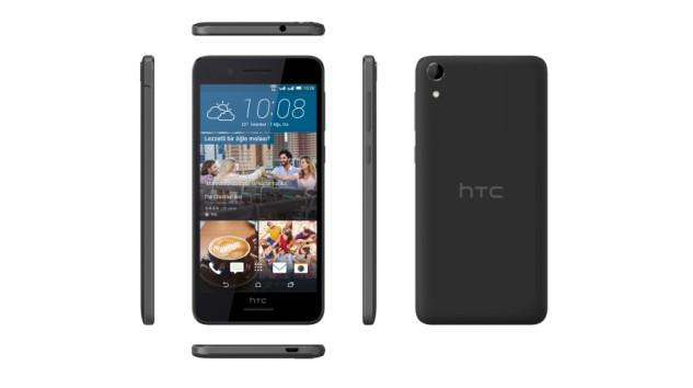 HTC Desire 728G Dual SIM Satışa Çıktı