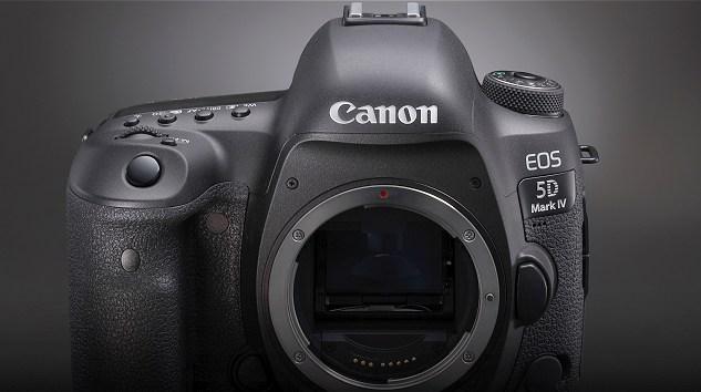 Fotoğraf Tutkunlarının Yeni Gözdesi: Canon EOS 5D Mark IV