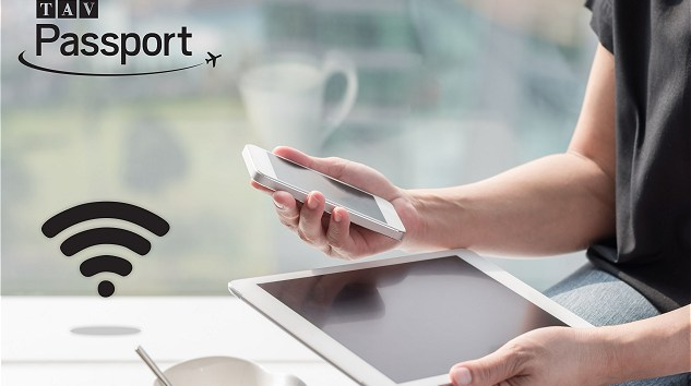 TAV Passport Üyelerine Dünyanın Her Yerinde Ücretsiz İnternet