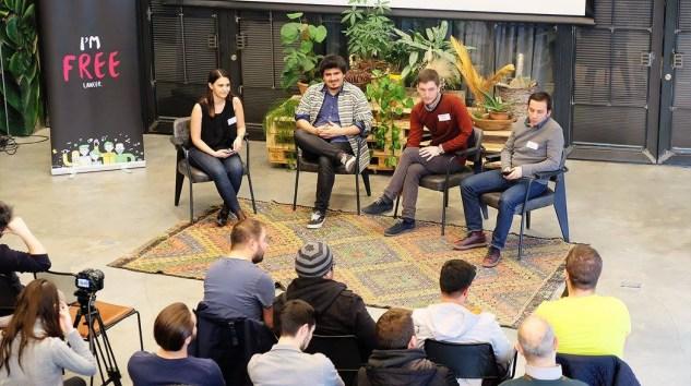Godaddy, 1. Developer Meetup Etkinliğinde Freelance Web Geliştiricilerle Buluştu