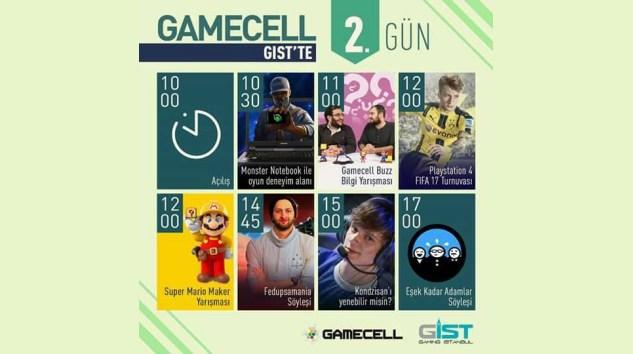 Gaming İstanbul 2017'de Bol Ödüllü Eğlence Devam Ediyor