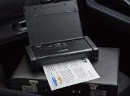 Epson'dan Portatif A4 Yazıcısı