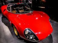 Alfa Romeo 33 Stradale 50 Yaşını Kutluyor