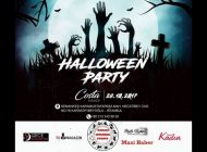 "Zodiac İstanbul Events'den ""Halloween Party"""