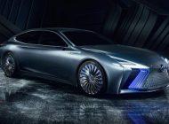 Lexus, LS+Concept Modelini Tanıttı