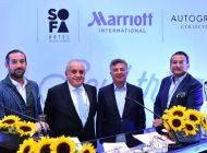 Sofa Hotel ve Marriott International Arasında İşbirliği