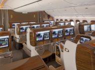 Emirates, Özel First Class Kabinlerini Yeniledi
