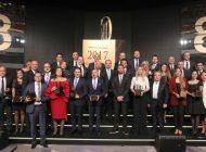 8. ODD Gladyatör Ödülleri Sahiplerine Verildi