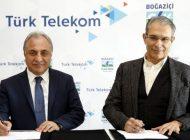 CK Boğaziçi Elektrik ve Türk Telekom Arasında Stratejik İşbirliği