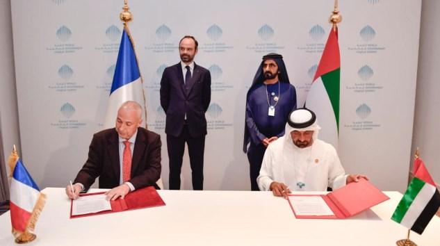 Emirates Havayolu 16 Milyar Dolar Değerinde Sipariş İçin Sözleşme İmzaladı