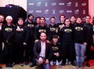 ASUS Republic of Gamers, Royal Bandits Espor Kulübüne Sponsor Oldu