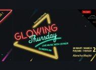 Nişantaşı Alancha'da Keyifli Bir Gece: Glowing Thursday Party