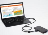 Avuç İçine Kolaylıkla Sığan Mobil Projektör: Sony MP-CD1