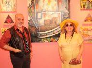 Sedat Kumova, Kişisel Sergisini Akyol Sanat Merkezi'nde Açtı
