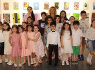 Sokaktaki Minik Dostlarımız Çocukların Resimlerinde Hayat Buluyor