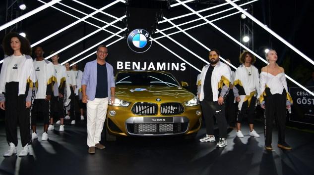 Yeni BMW X2 Bodrum'da Tanıtıldı