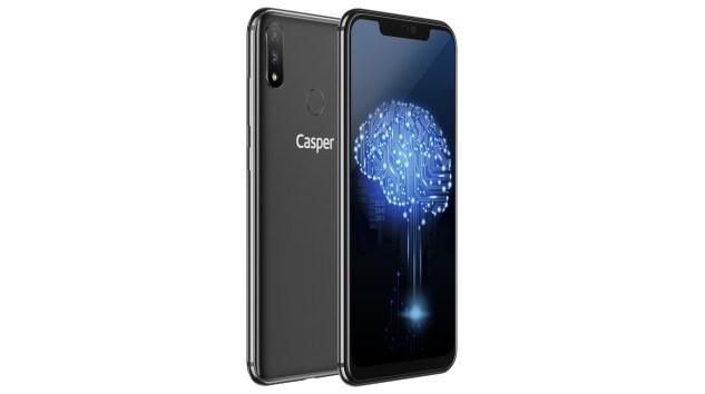 Casper, Yeni Akıllı Telefonu Casper VIA A3 Plus'ı Tanıttı