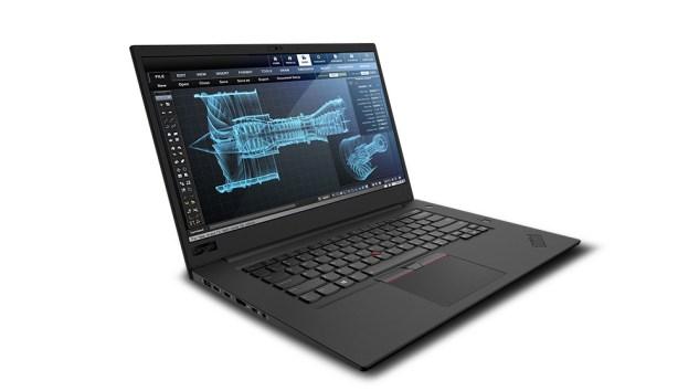 ThinkPad P1 : İnce, Hafif ve Güçlü