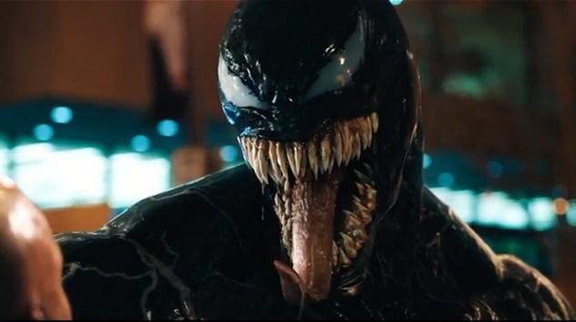 Venom : Zehirli Öfke – Fragman