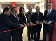 GTÜ Bilişim Teknolojileri Enstitüsü Üniversite Sanayi İşbirliği Laboratuvarı Açıldı